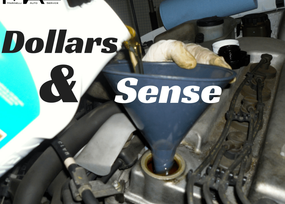 Dollars & Sense: Do You Really Want a $19.95 Oil Change?