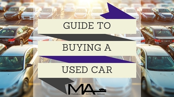 Guide to Buying a Used Car or Truck