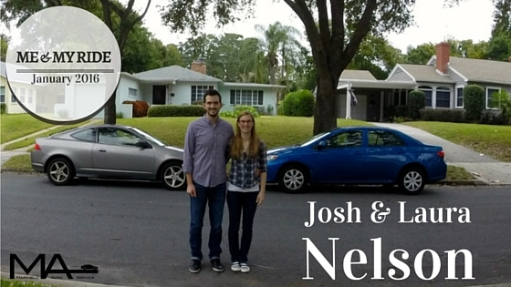 Me & My Ride: Josh and Laura Nelson