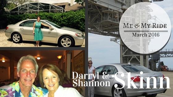 Me & My Ride: Darryl & Shannon Skinn