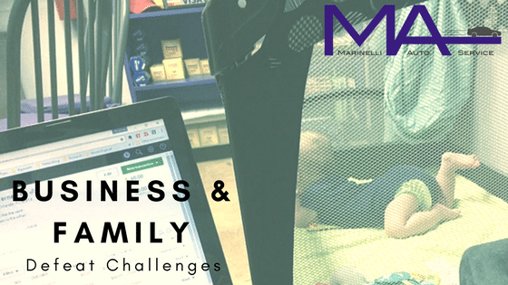 Business & Family Defeat Challenges