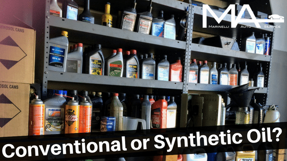 Synthetic or Conventional Oil?