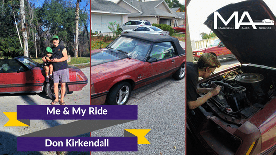 Me & My Ride: Don Kirkendall