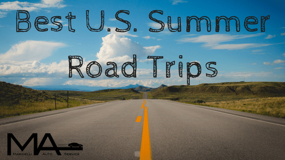Best U.S. Summer Roadtrips