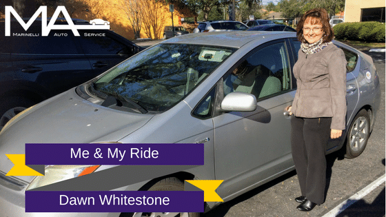 Me & My Ride: Dawn Whitestone