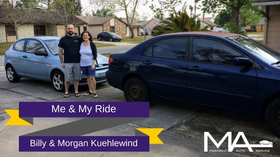 Me & My Ride: Billy & Morgan Kuehlewind