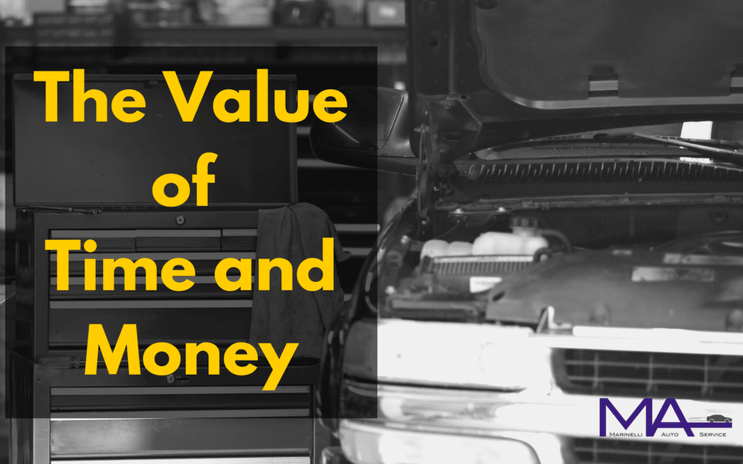 The Value of Time and Money
