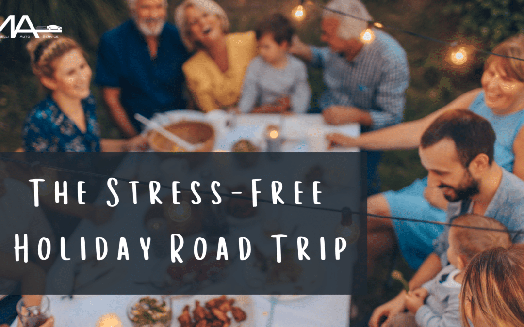 The Stress-Free Holiday Road Trip