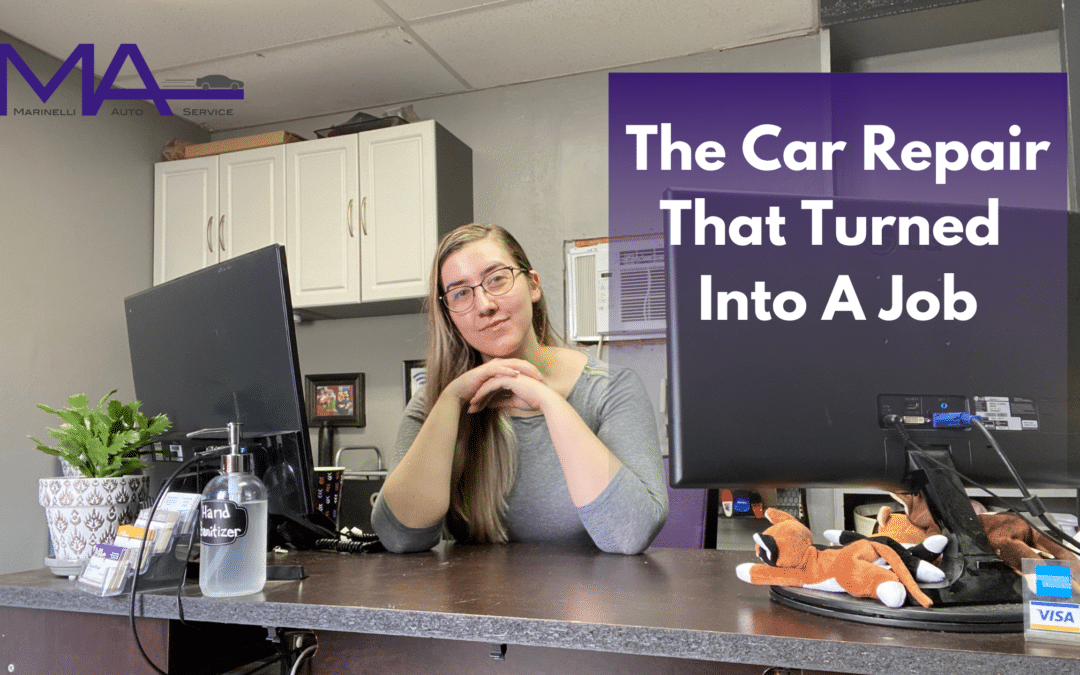 The Car Repair That Turned Into A Job